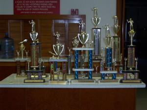 Dart Team Trophies